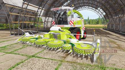 CLAAS Jaguar 880 para Farming Simulator 2017