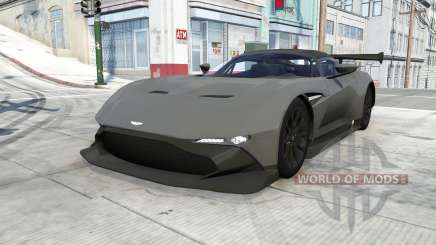 Aston Martin Vulcan para BeamNG Drive