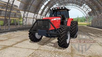 Massey Ferguson 7180 v1.1 para Farming Simulator 2017