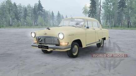 GAZ 21 Volga para MudRunner
