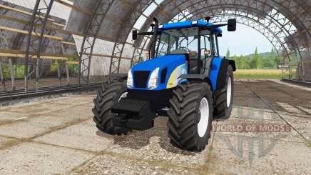 New Holland T5060 para Farming Simulator 2017