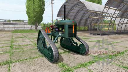 Oliver HG 31 1950 high crop para Farming Simulator 2017