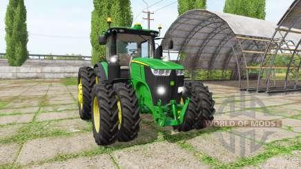 John Deere 7210R para Farming Simulator 2017
