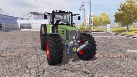 Fendt Favorit 824 v1.1 para Farming Simulator 2013