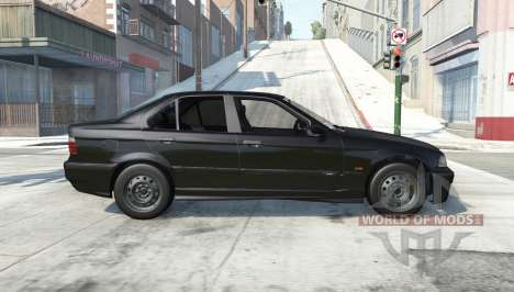 BMW M3 (E36) para BeamNG Drive