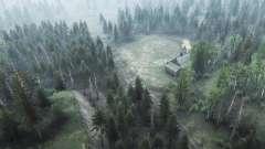 Ural parcelas para MudRunner