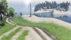 Island para Spin Tires