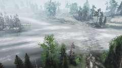 La fuerza del río 2 - Straseni para MudRunner