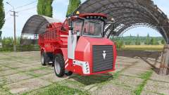HOLMER Terra Variant 600 eco para Farming Simulator 2017