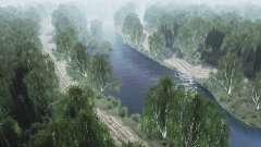 Touring Gunung Merapi para MudRunner