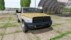 Dodge Ram 2500 1994 v1.1 para Farming Simulator 2017