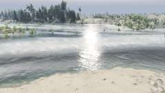 Dos ríos para Spin Tires