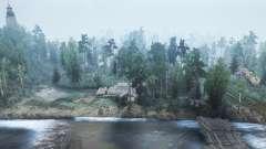 El Bryansk bosque