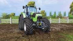 Deutz-Fahr Agrotron 7250 TTV RowTrac para Farming Simulator 2015