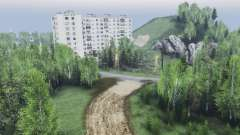 La ciudad de kirovograd para Spin Tires