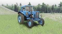 MTZ 80 Bielorrusia