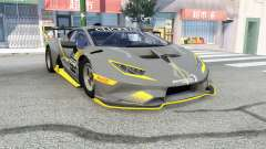 Lamborghini Huracan Super Trofeo EVO v1.1 para BeamNG Drive