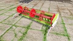 CLAAS C540 v1.2 para Farming Simulator 2017