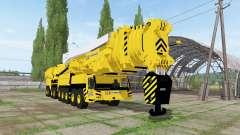 Caterpillar crane para Farming Simulator 2017