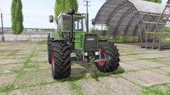 Fendt Favorit 612 LSA Turbomatik E para Farming Simulator 2017