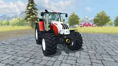 Steyr CVT 6195 v2.0 para Farming Simulator 2013