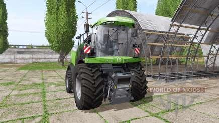 Krone BiG X 630 para Farming Simulator 2017