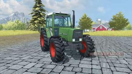Fendt 309 LSA Turbomatic v3.0 para Farming Simulator 2013