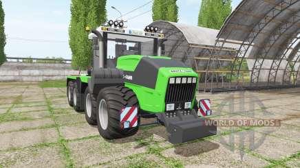 Deutz-Fahr Agro XXL para Farming Simulator 2017