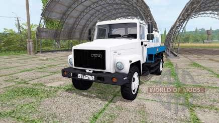 GAZ 3309 G6-OTA-v1 4.2.1 para Farming Simulator 2017