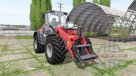 Weidemann L538 (9080) v2.0 para Farming Simulator 2017