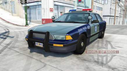 Gavril Grand Marshall massachusetts state police para BeamNG Drive