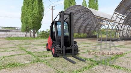 Linde H40D para Farming Simulator 2017