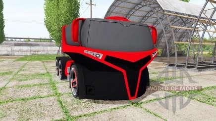 Iveco concept para Farming Simulator 2017