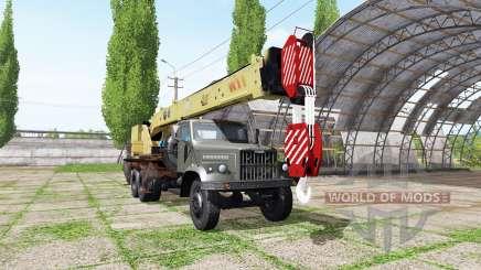 Kraz 257 para Farming Simulator 2017