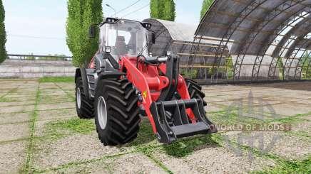 Weidemann L538 para Farming Simulator 2017