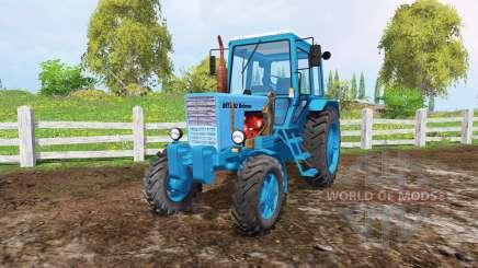MTZ 82 Belarús cargador para Farming Simulator 2015