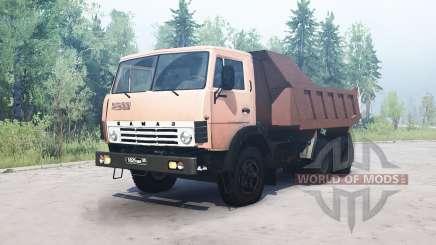 KamAZ 55111 para MudRunner