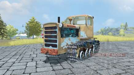 DT 75M Kazajstán v2.1 para Farming Simulator 2013