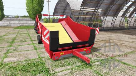 Grimme RH 24-60 manure and woodchips para Farming Simulator 2017