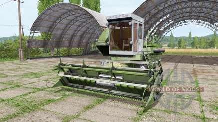 Yenisei 1200-1M v1.2 para Farming Simulator 2017