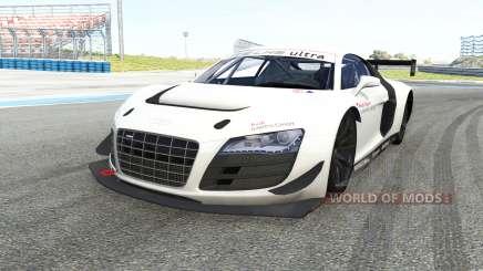 Audi R8 LMS GT2 para BeamNG Drive