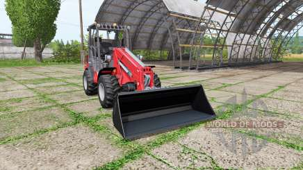 Weidemann 1070 CX 50 v1.1 para Farming Simulator 2017