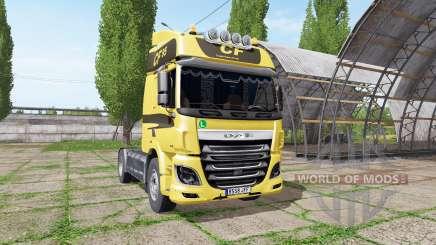 DAF CF para Farming Simulator 2017