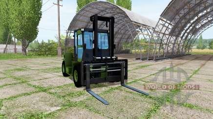 Clark C80D v2.1 para Farming Simulator 2017