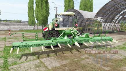 Krone BiG X 580 HKL v2.1 para Farming Simulator 2017
