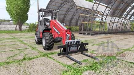 Weidemann 1070 CX 50 para Farming Simulator 2017