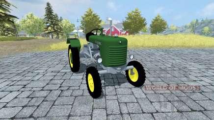 Steyr Typ 80 v2.0 para Farming Simulator 2013
