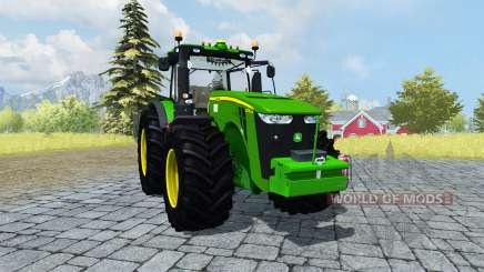 John Deere 8310R v2.1 para Farming Simulator 2013
