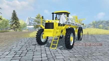 Challenger RoGator 1386 para Farming Simulator 2013