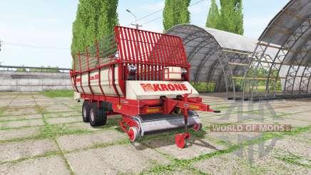 Krone Turbo 3500 v1.2 para Farming Simulator 2017